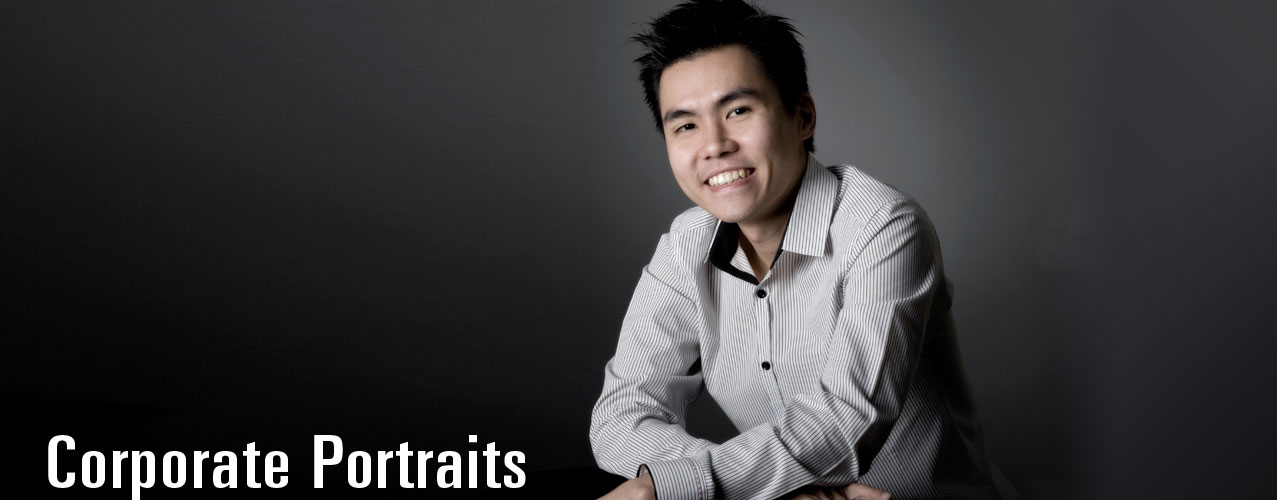 Singapore professional photography services corporate portrait
